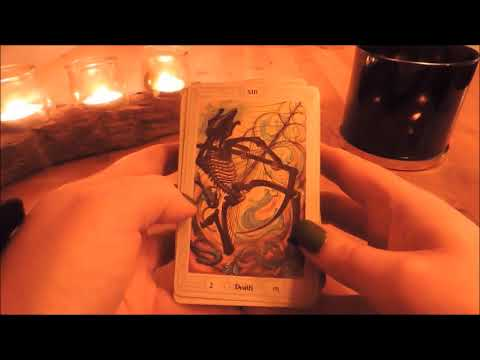 Aleister Crowley's - The Thoth Tarot Deck