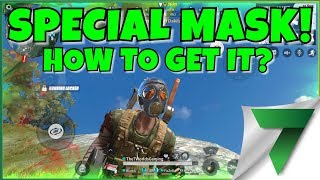 NEW EXCLUSIVE HAZMAT MASK HOW TO GET IT! | Rules Of Survival