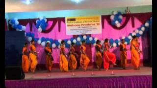 Aye Khudawand Bata (Prayer Dance- Bhajan Samhita).flv