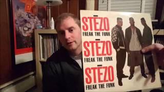 Hip Hop Vinyl Crate Diggin