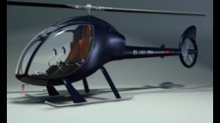 Personal helicopters