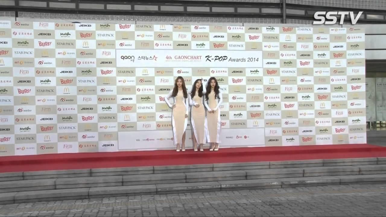 [SSTV] 에이핑크-걸스데이-카라, 큐티 섹시 UP! '자체발광 여신등장' ▶2:36