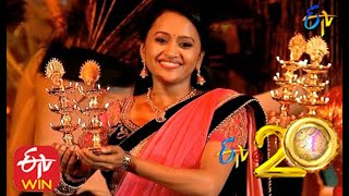Anchor Suma Dance Performance in ETV @ 20 Years Celebrations - 9th August 2015