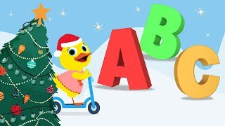 Christmas Special | ABC Song & Phonics for Kids | Alphabet Song & Vocabulary | Learning by ABC Fun