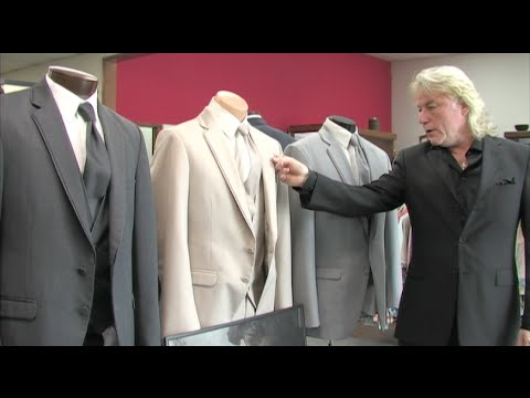 Don't Trust Suit Labels - Differences Between A Cheap Suit & An ...