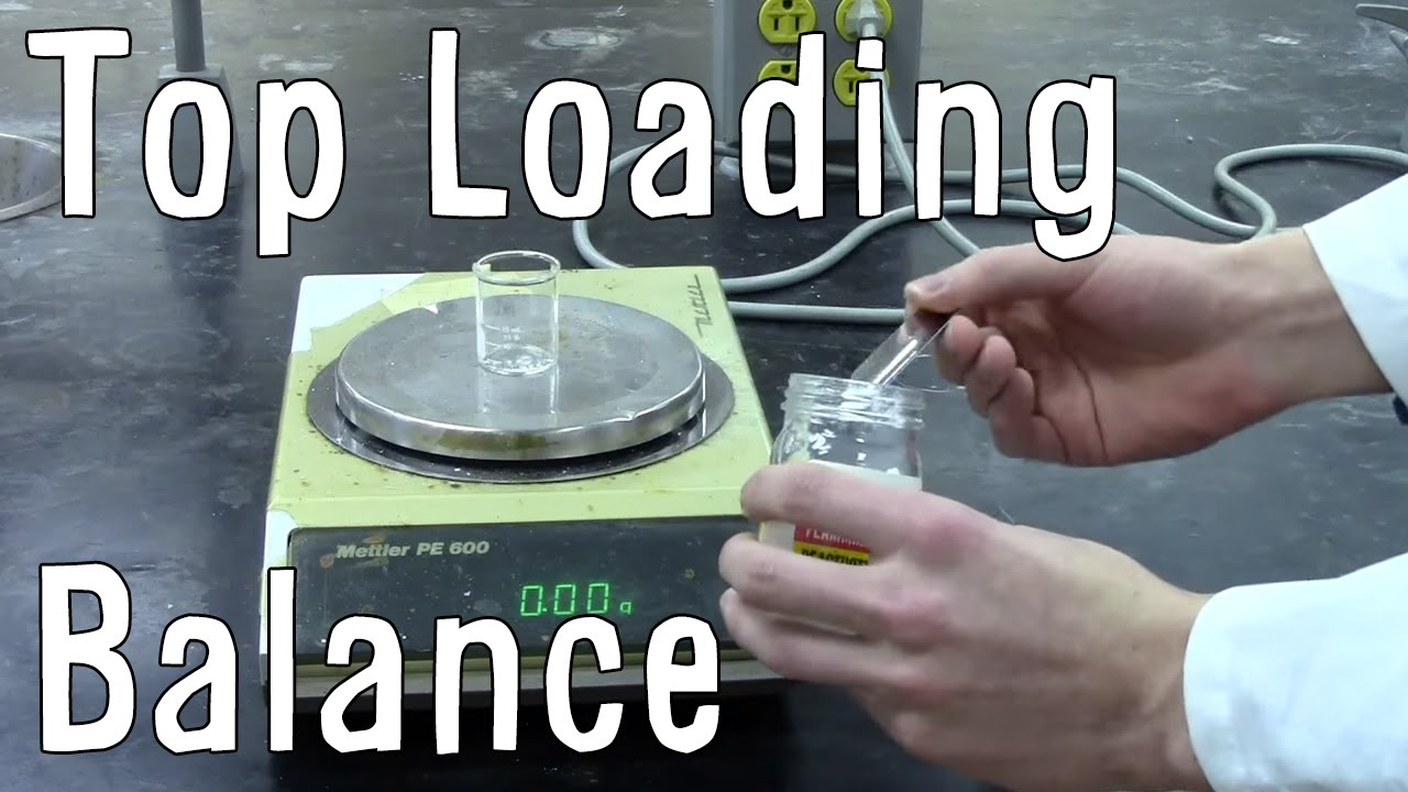 using a top loading balance I know what they look like and how they differ in use, but i am wondering why the analytical balance is more accurate.
