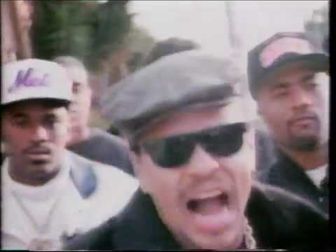 NWA presents Best Rap Video at 1991 MTV Video Music Awards