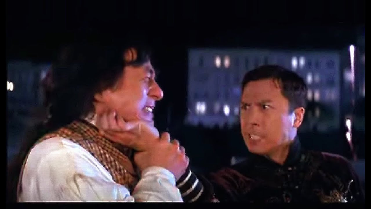 Download Ip Man (Donnie Yen) Vs Jackie Chan. FANTASTIC FIGHT SEQUENCING