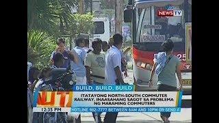 BT: Itatayong NorthSouth Commuter Railway, inaasahang sagot sa problema ng maraming commuters