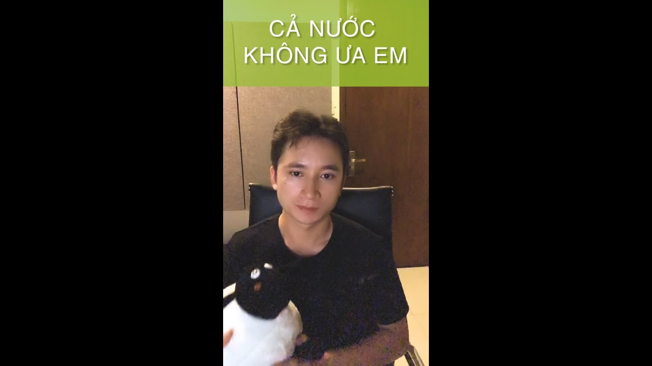 CẢ NƯỚC KHÔNG ƯA EM (COVID) -  AtHomeVideo