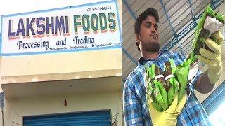 An Young Man of Kurnool   Yielding Great Profits   Through Millet Business