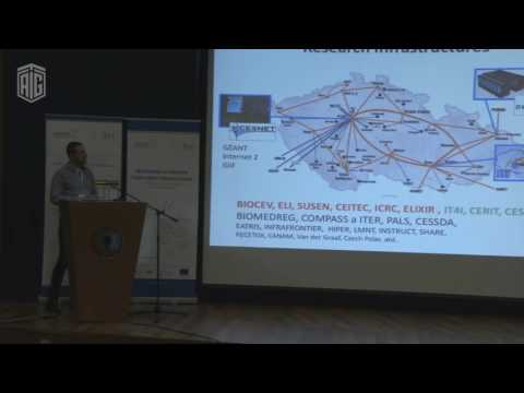 e-AGE 2016: Session (8): Infrastructures and Services (2)