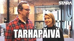 StaraTV: Tarhapäivä-elokuvan Petteri Summanen ja Marja Salo haastattelussa