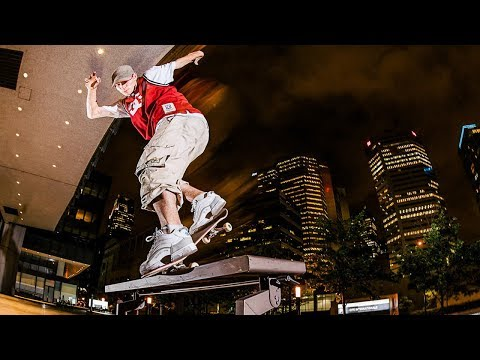 DC Shoes' Street Sweeper Video