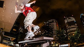 """DC Shoes' """"Street Sweeper"""" Video"""