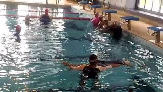 SPLASH BEGINNERS SWIMMING LESSON WEEK 3 ~ SOUTH IS