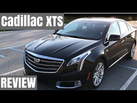 2018 Cadillac XTS Review | Interior and Driving Review