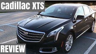 2018 Cadillac XTS Review | Interior and Driving Review