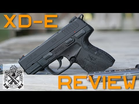 Springfield XD-E Review