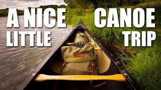 A Nice Little Canoe Trip