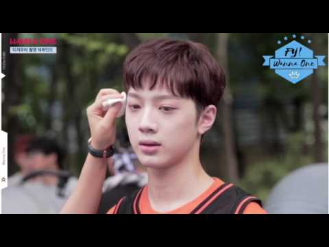 [ENG SUB] 'Inducing Heart Attack' | Wanna One Teaser Movie Filming Site Behind