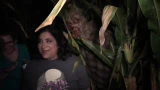 Three Moms At Denver Downs Harvest Of Horrors Haunted Corn Maze