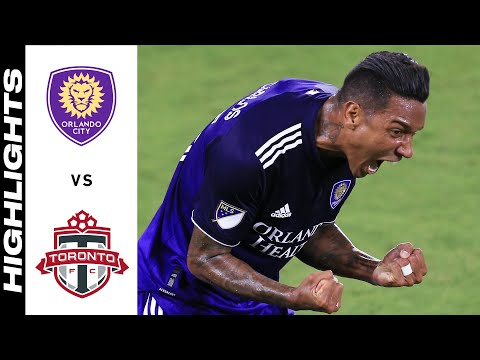 Orlando City Toronto Goals And Highlights