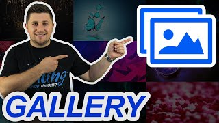 How To Create Image Gallery In Bootstrap & jQuery & PHP & MySQL