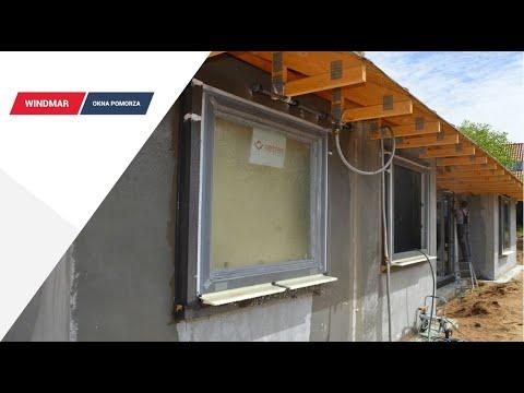 Windmar - prawidłowy, szczelny montaż okna potwierdzony badaniem