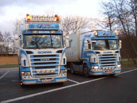 Transport TDM from Belgium