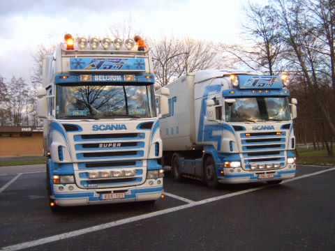 Transport Tdm From Belgium Youtube