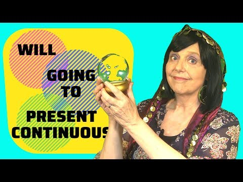 Will, Going To, Present Continuous – 3 English Future Forms