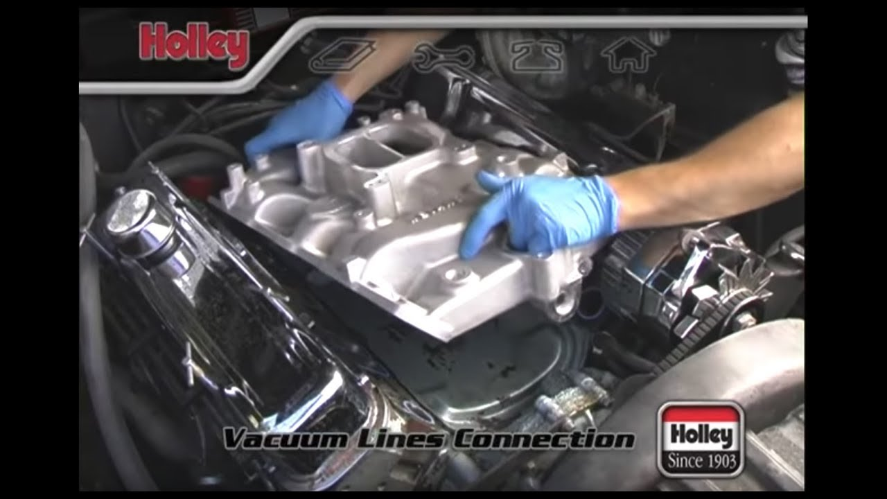 Vacuum Lines Connection Youtube Vauum Engine Choke Valve Diagram