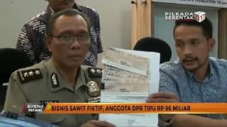 Anggota DPR Indra Simatupang Diduga Menipu Rp 96 Miliar