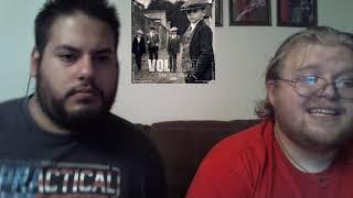 Volbeat - Cloud 9 DUAL REACTION!!