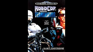 RoboCop versus The Terminator Прохождение (Sega Rus)