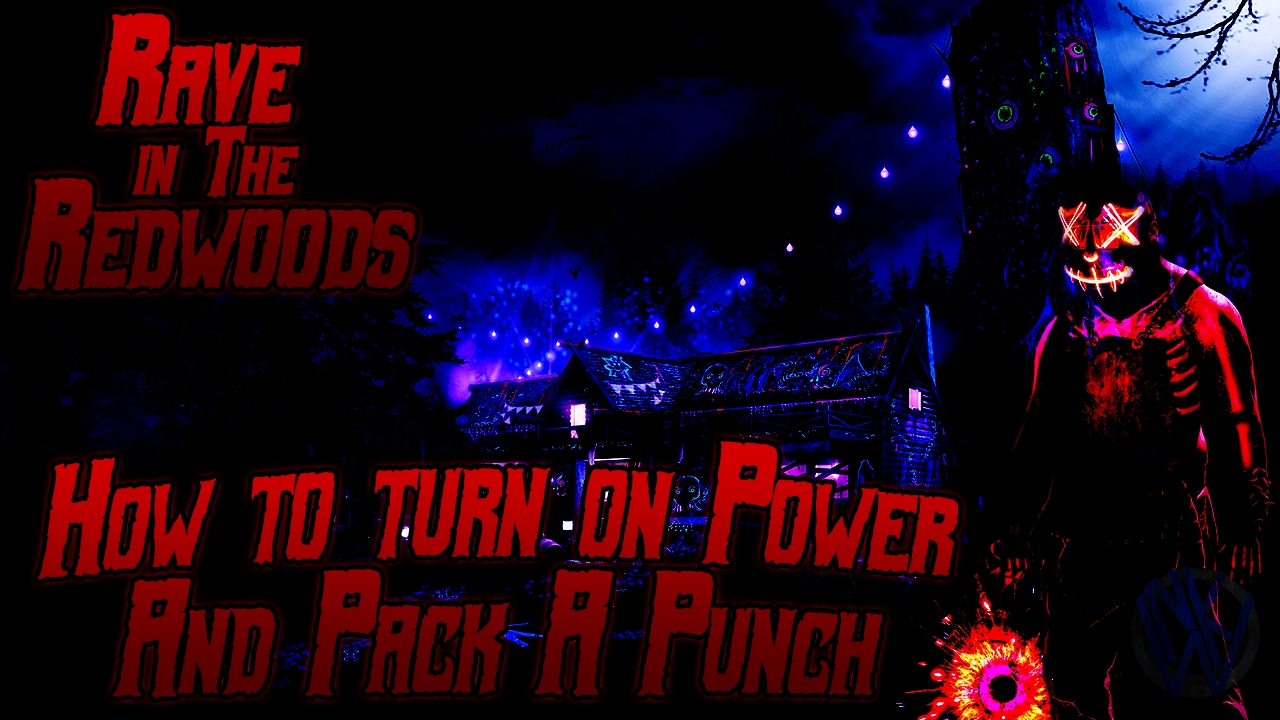 rave in the redwood how to double pack a punch