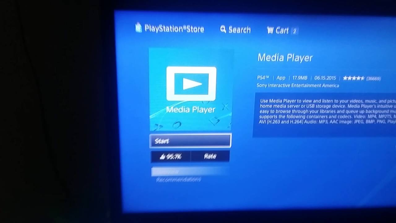 How to watch movies on your ps4 using a usb ( tutorial ) - STILL WORKS -