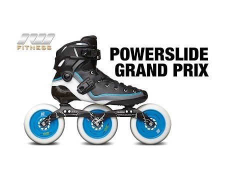 Powerslide Grand Prix Inline Speed Skates Review