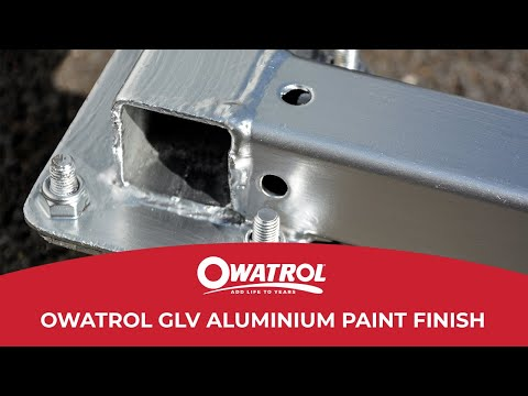Owatrol Marine Alu - Aluminium Paint