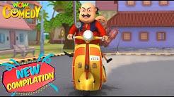 Motu Patlu Cartoon in Hindi | New Compilation 70 | New Cartoon | Hindi Cartoon