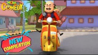 Motu Patlu Cartoon in Hindi | New Compilation 70 | New Cartoon | Hindi