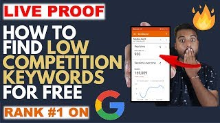 FREE ADVANCED SEO KEYWORD RESEARCH 2019 - Low Competition Keywords High Traffic