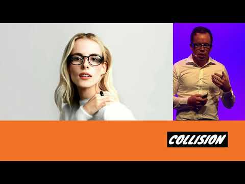 The Rise, Fall, And Rise Again Of Smart Glasses | North CEO Stephen Lake | Collision 2019 |