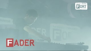 """Hudson Mohawke, """"Ryderz"""" - Live at The FADER FORT Presented by Converse"""