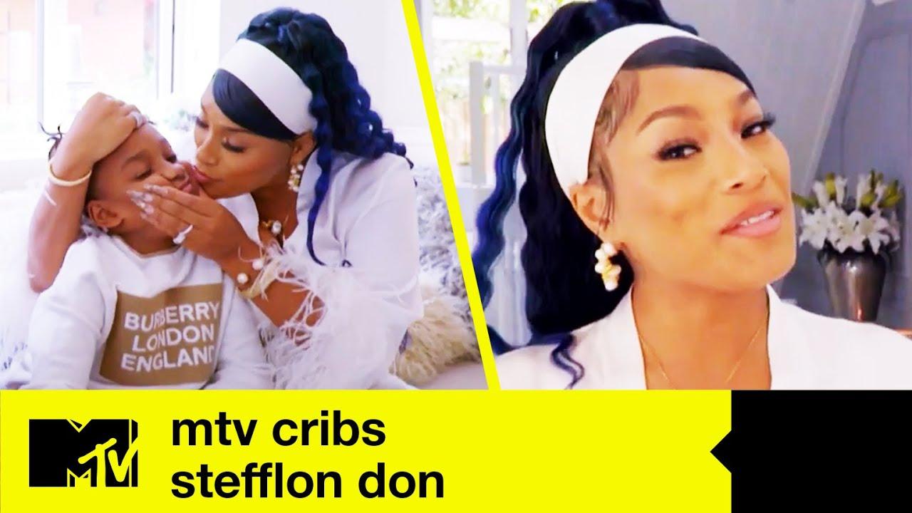 Download EP #1: Stefflon Don's Essex Fam Pad | MTV Cribs