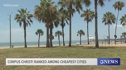 Corpus Christi ranked among cheapest cities to live in