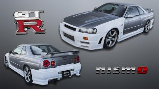 Nismo R34 GTR Z-Tune Conversion Complete!