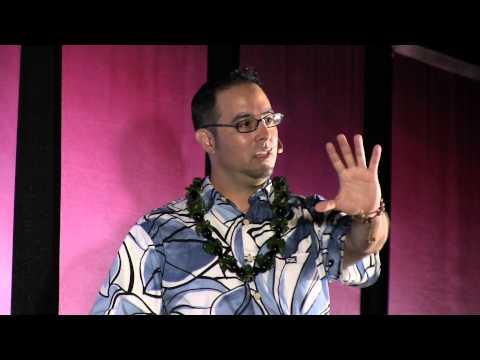 Light Side of Dark | Brandon Hayashi | TEDxHonolulu