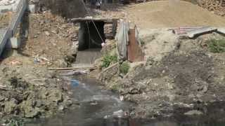 Sewerage line drained in Turag river by Gazipur city corporation